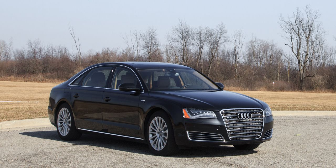 2012 Audi A8l W12 Road Test 8211 Review 8211 Car And Driver
