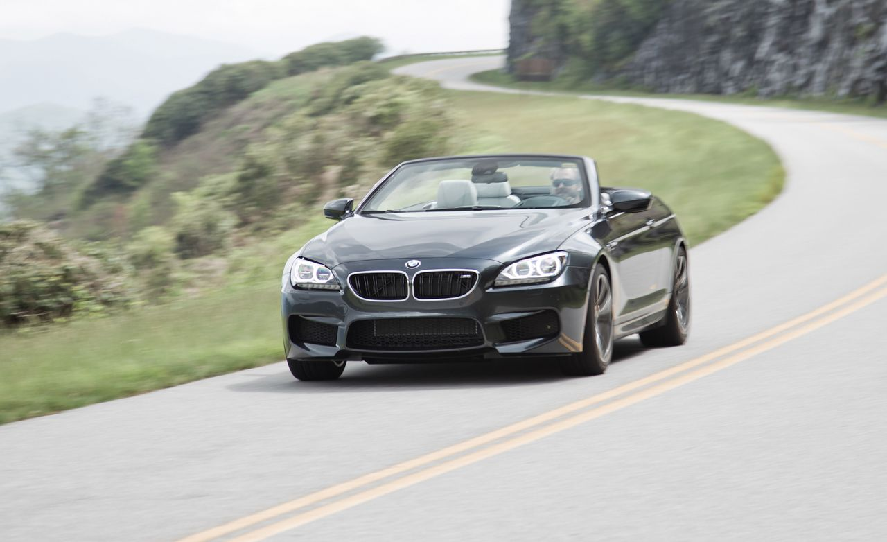 2012 Bmw M6 Convertible Test 8211 Review 8211 Car And Driver