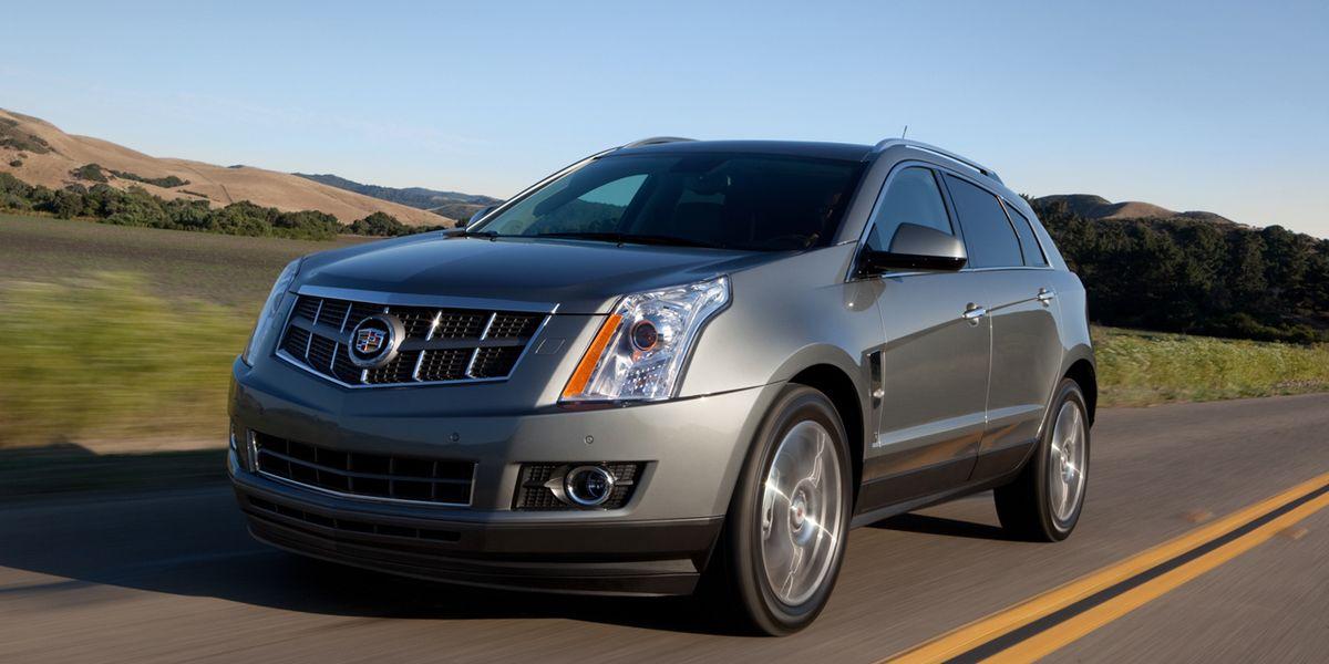 Tested 2012 Cadillac Srx 3 6 Liter V 6 Awd