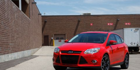 2012 Ford Focus Se Long Term Road Test 8211 Review 8211 Car