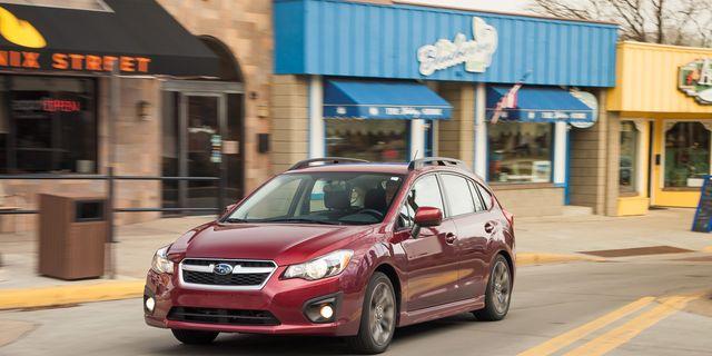 2012 Subaru Impreza 2 0i Long-Term Wrap-Up –