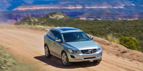 2012 Volvo Xc60 R Design Instrumented Test 8211 Review 8211