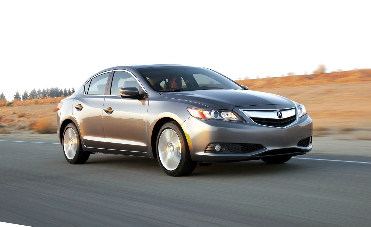 2013 Acura Ilx First Drive Review Car And Driver