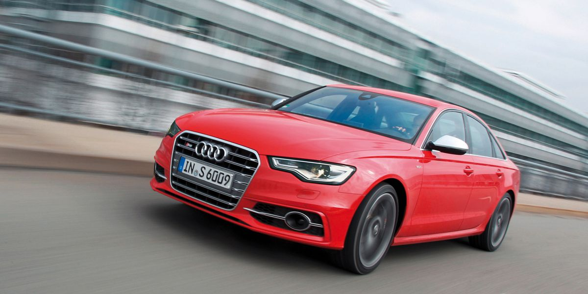 2013 Audi S6 Test 8211 Review 8211 Car And Driver