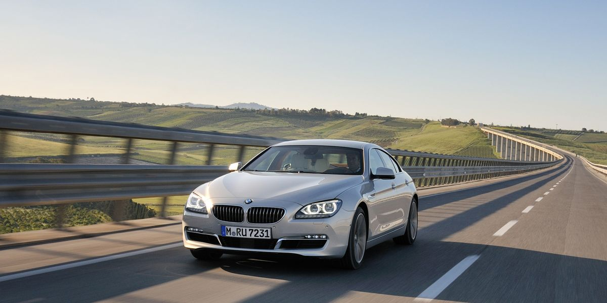 2017 Bmw 6 Series Gran Coupe First Drive 8211 Review Car And Driver