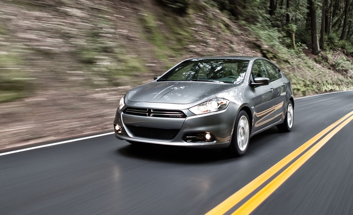 2013 Dodge Dart First Drive 8211 Review 8211 Car And Driver