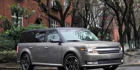 2018 Ford Flex: Comes Unchanged And Possibly As The Last Version >> 2013 Ford Flex Limited Awd Ecoboost Test 8211 Review 8211 Car