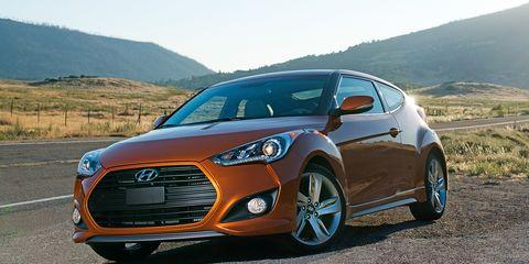 2013 Hyundai Veloster Turbo First Drive –