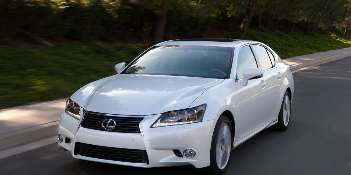Subaru Certified Pre-Owned >> 2013 Lexus GS450h Hybrid Test – Review – Car and Driver
