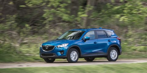 2013 Mazda Cx 5 Touring Awd Test Review Car And Driver
