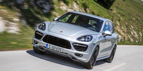 2013 Porsche Cayenne Review Porsche Cayenne Gts First Drive