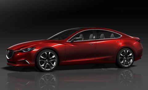 Tire, Wheel, Mode of transport, Automotive design, Vehicle, Car, Red, Automotive lighting, Alloy wheel, Mid-size car,
