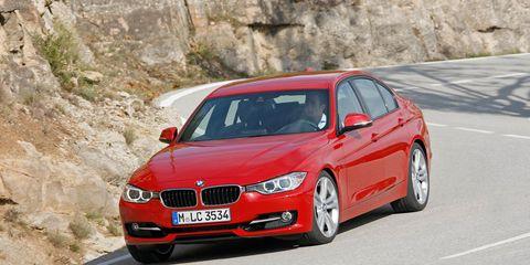 2012 BMW 328i Sedan Automatic Test –