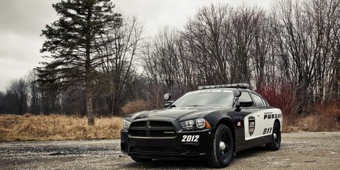 Dodge Charger Pursuit >> 2012 Dodge Charger Pursuit Police Package Instrumented Test