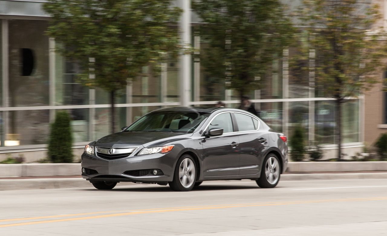 2013 Acura Ilx 2 4 Premium Manual Long Term Road Test