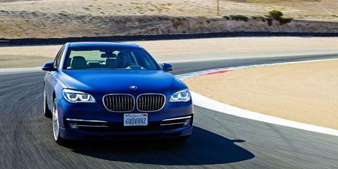 2013 Bmw 7 Series Alpina B7 First Drive 8211 Review 8211 Car