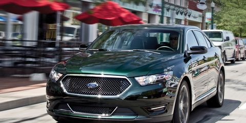 Ford Taurus Sho 0-60 >> 2013 Ford Taurus Sho Instrumented Test 8211 Review 8211 Car