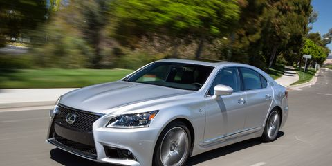 2017 ls 460 review