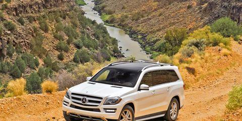 2013 Mercedes Benz Gl350 Bluetec 4matic Test 8211 Review 8211
