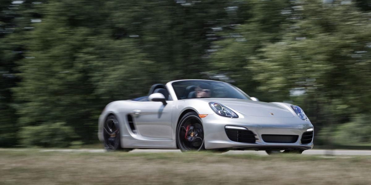 2013 Porsche Boxster S Tested: So Good