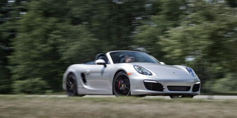 2013 Porsche Boxster S Test 8211 Review 8211 Car And Driver