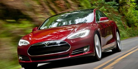 2013 Tesla Model S – Reviews