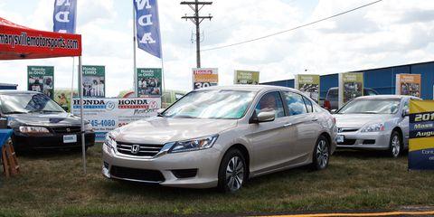 Honda Accord Official Site >> 2013 Honda Accord Sedan And Coupe 8211 Official Photos