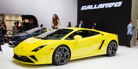 2013 Lamborghini Gallardo Lp560 4 Photos And Info 8211 News