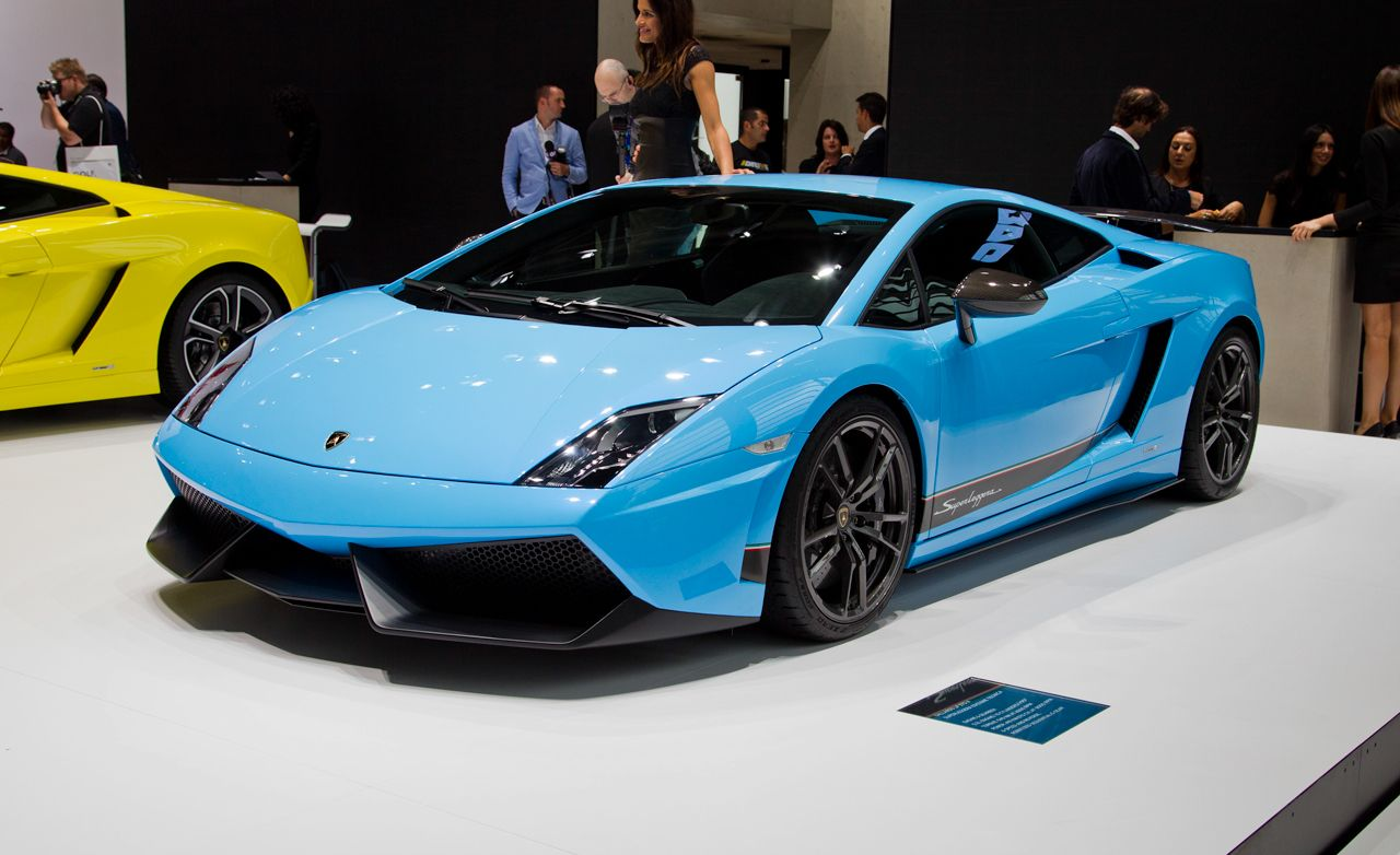 Lamborghini Gallardo LP570,4 Superleggera / Spyder