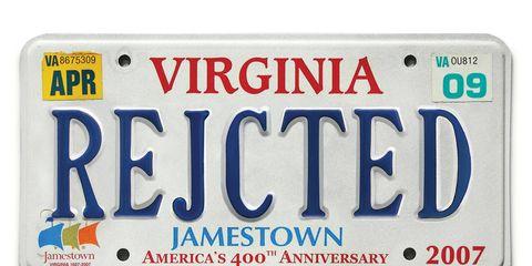 Blue, Text, Automotive exterior, Vehicle registration plate, Line, Font, Rectangle, Electric blue, Azure, Parallel,