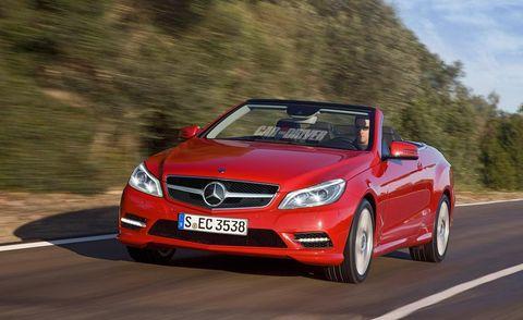 Mode of transport, Automotive design, Vehicle, Road, Automotive mirror, Car, Hood, Performance car, Mercedes-benz, Personal luxury car,