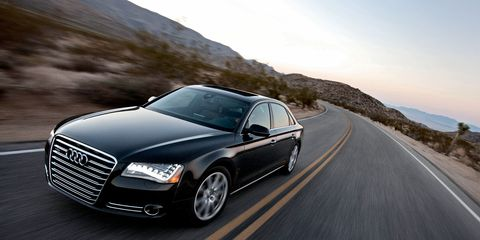 2012 Audi A8l 4 2 Fsi Quattro Long Term Test Wrap Up 8211 160