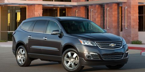 Chevy Traverse Problems >> 2013 Chevrolet Traverse First Drive 8211 Review 8211
