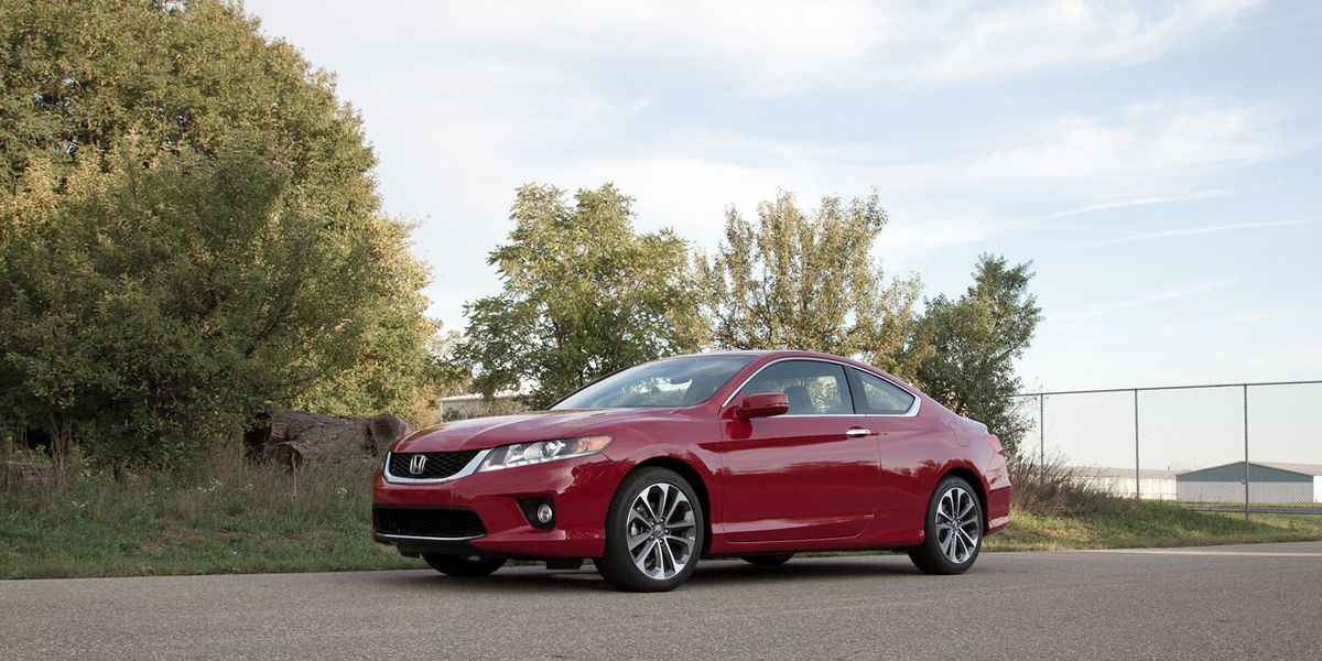 2017 Honda Accord Coupe V 6 Manual Test 8211 Review Car And Driver