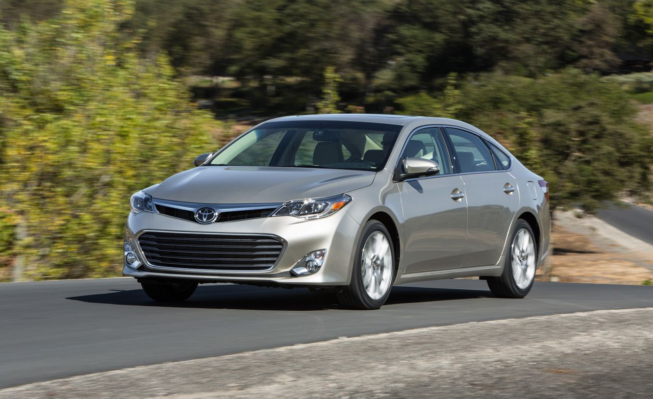 Toyota Avalon 0 60 >> 2013 Toyota Avalon First Drive 8211 Review 8211 Car