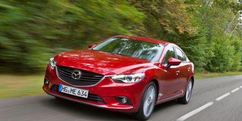 2014 Mazda 6 Sedan First Drive 8211 Review 8211 Car And Driver