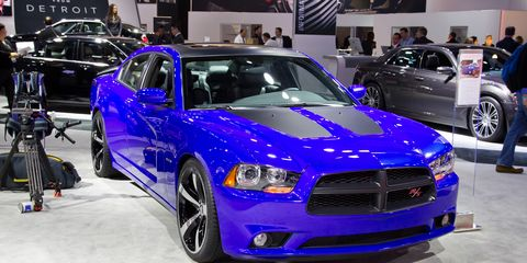 2013 Dodge Charger Daytona Debuts At L A Auto Show 8211 News