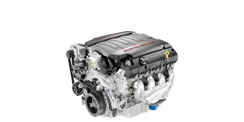 Gen V Small-Block V-8: Specs and Details on the C7 Engine