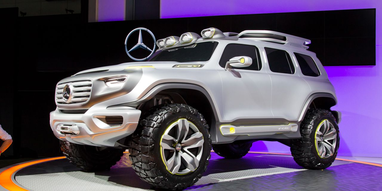 Mercedes Benz Ener G Force Concept Photos And Info 8211 News