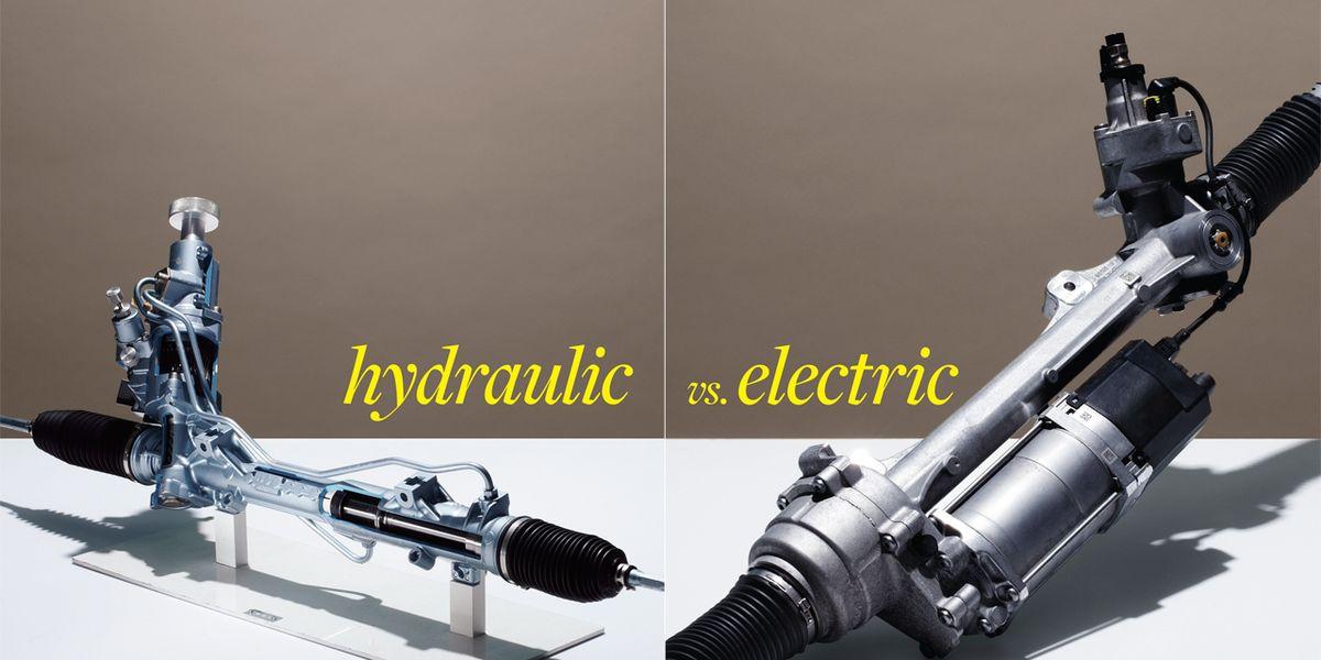 Electric vs  Hydraulic Steering: A Comprehensive Comparison