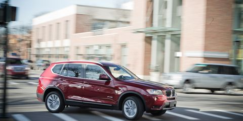 2013 Bmw X3 Xdrive28i Test 8211 Review 8211 Car And Driver