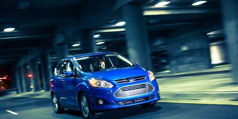2017 Ford C Max Energi Plug In Hybrid