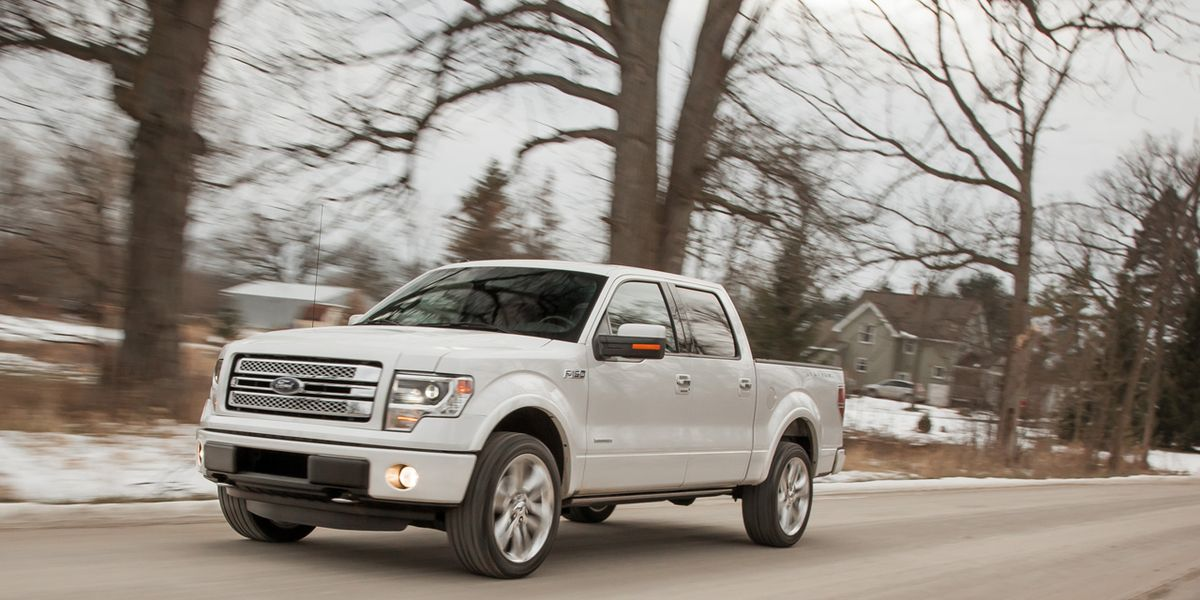2013 Ford F 150 Limited Ecoboost V 6 Test 8211 Review 8211