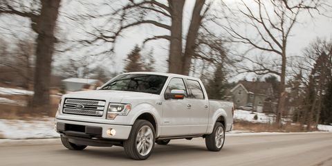 2013 F150 Platinum >> 2013 Ford F 150 Limited Ecoboost V 6 Test 8211 Review