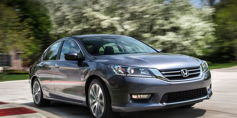 2013 Honda Accord Sport Sedan Long-Term Test Wrap-Up –