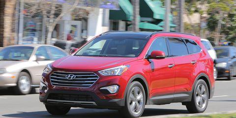 2013 Hyundai Santa Fe Lwb First Drive 8211 Review 8211 Car And