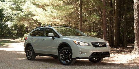 2017 Subaru Xv Crosstrek 2 0i