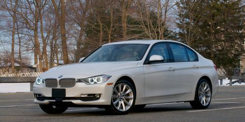 2014 BMW 328d Diesel Sedan First Drive –