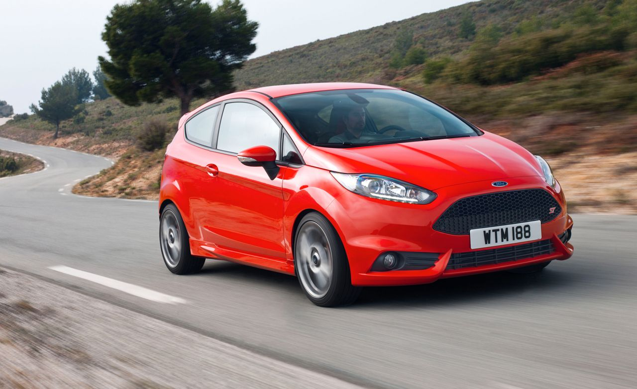 ef4ab9b853 2014 Ford Fiesta ST Hatchback First Drive   8211  Review   8211  Car and  Driver