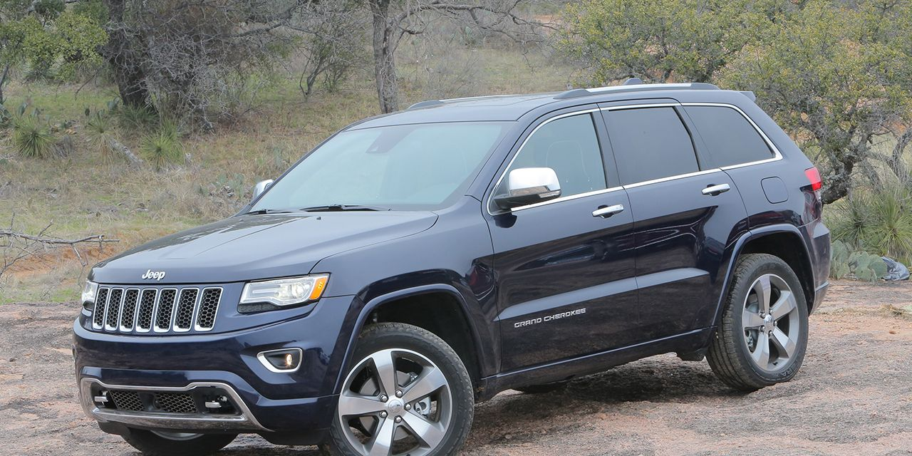 2014 Jeep Grand Cherokee V 6 V 8 First Drive 8211 Review 8211